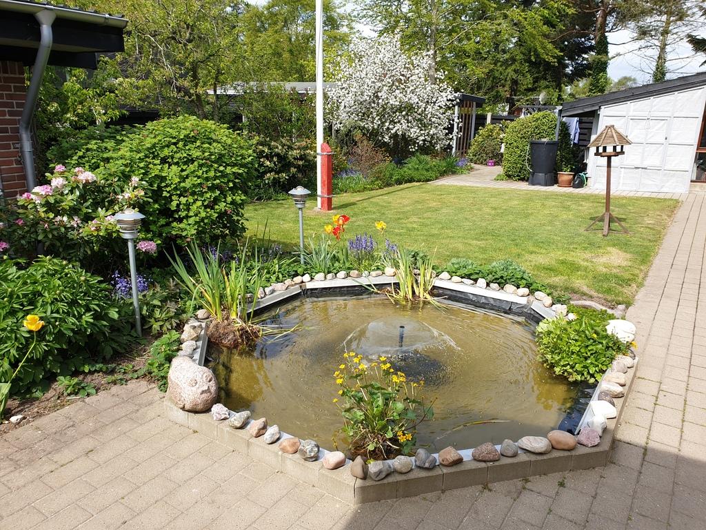 Garden lake