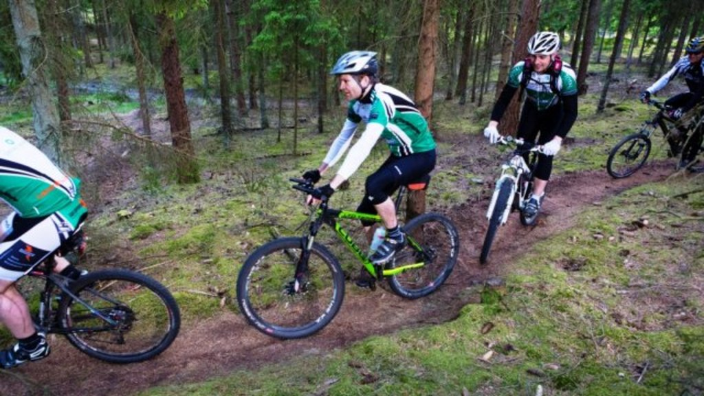 mountain bike, Silkeborg