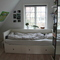 Isak´s room - bed can be enlarged to a doublebed