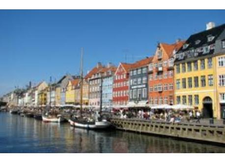 Nyhavn - 20 minutes on bike or in bus from our house