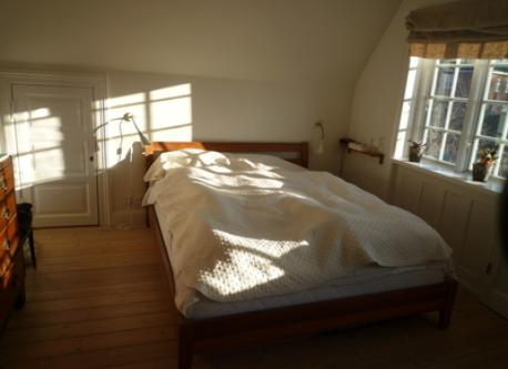 Master bedroom - doublebed