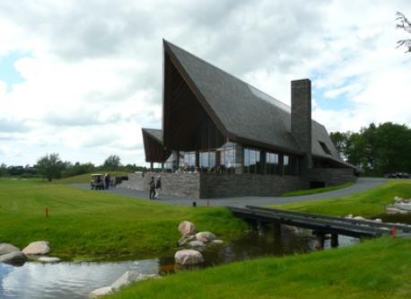 Golfcenter, restaurant