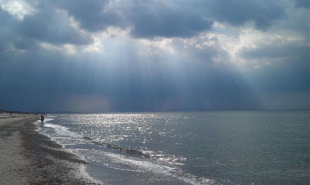 Tisvilde Beach, 35km north of Farum