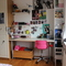 Frederikke's room - old picture