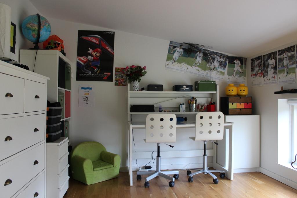 Lukas's room
