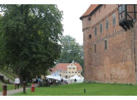 Nyborg castle