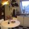 Teil der Küche