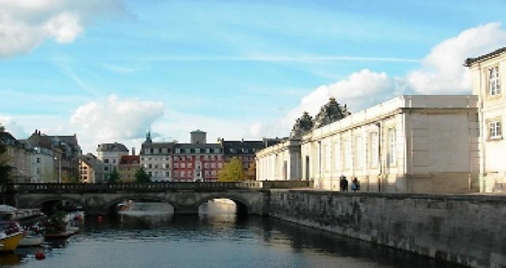 Kopenhagen altes Stadtzentrum, ca. 10 Gehminutten entfernt