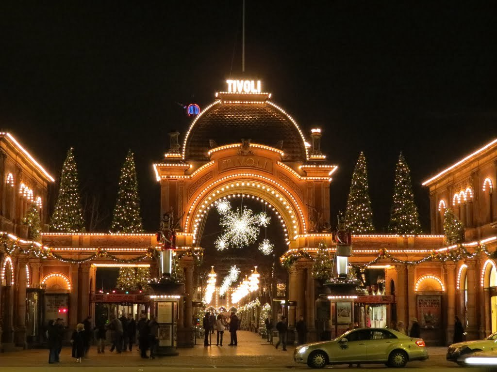 The Tivoli 10.min from home