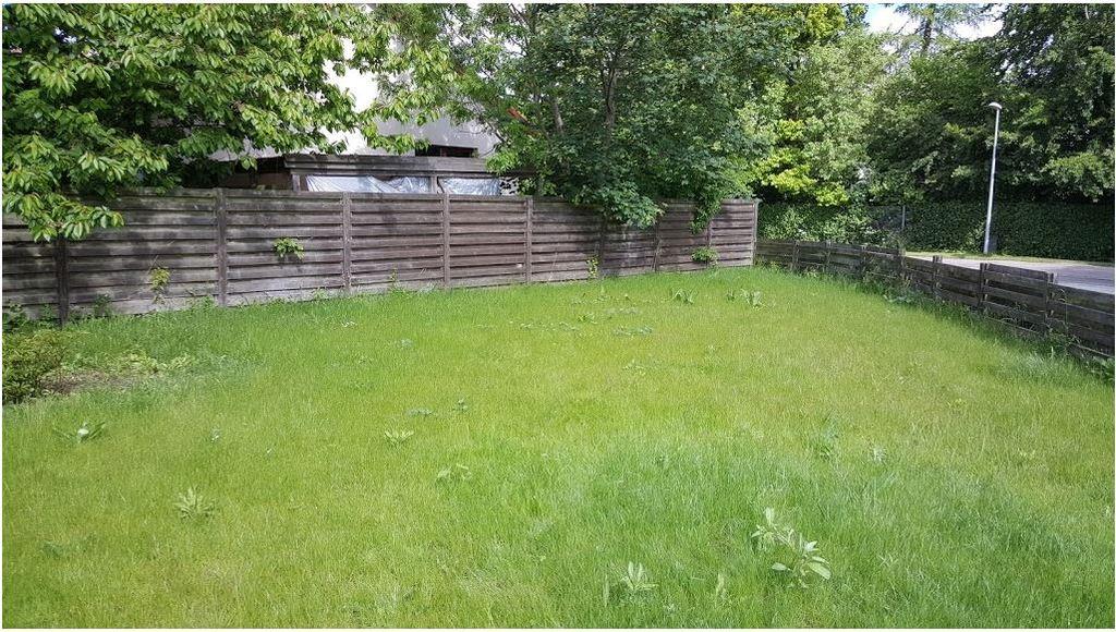 The Garden Vest side