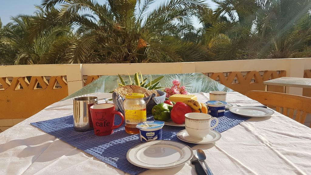 Breakfast Terrace Mainhouse