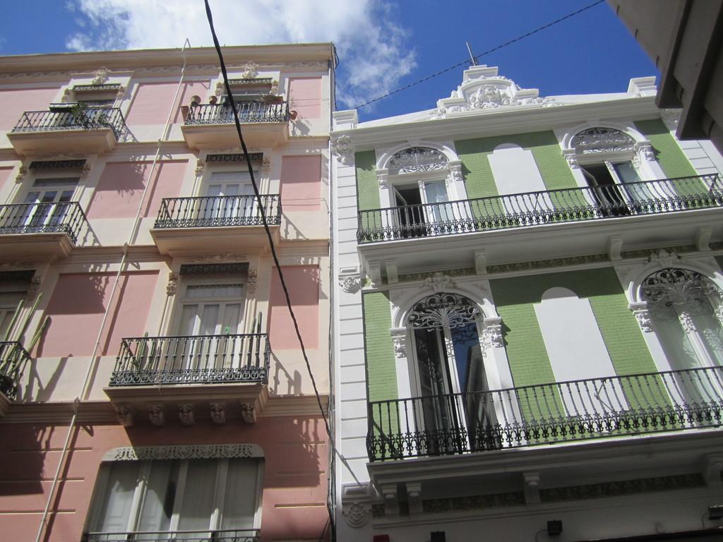 beautiful architecture of Valencia