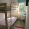 bedroom with a bunk bed