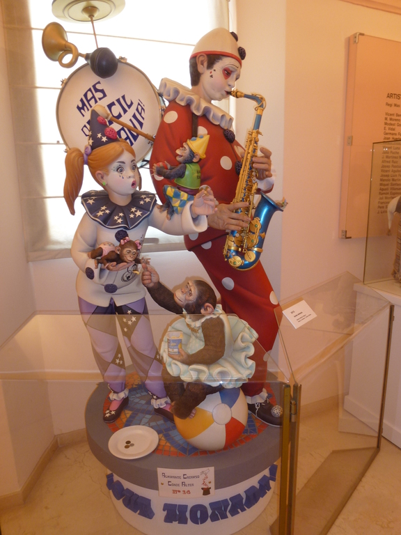 Fallas Museum in Valencia