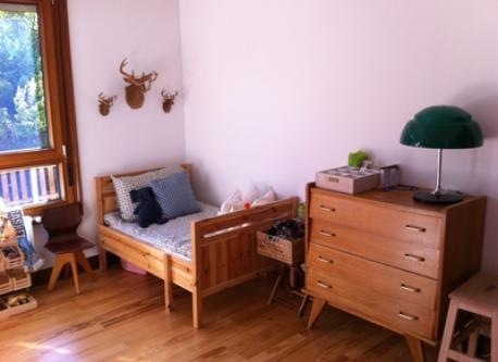 Mirko´s bedroom