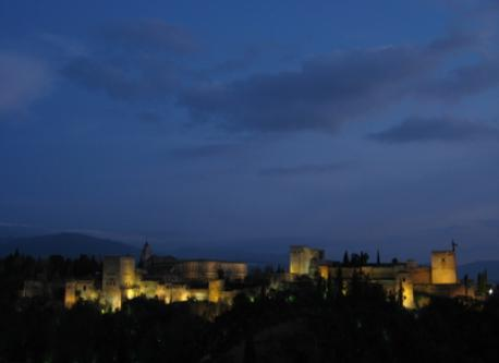 A 30 minutos andando de la Alhambra