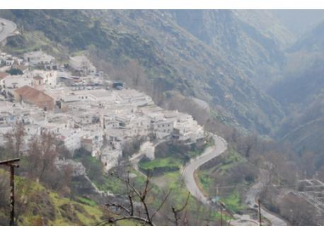 A 1 hora en coche de la Alpujarra