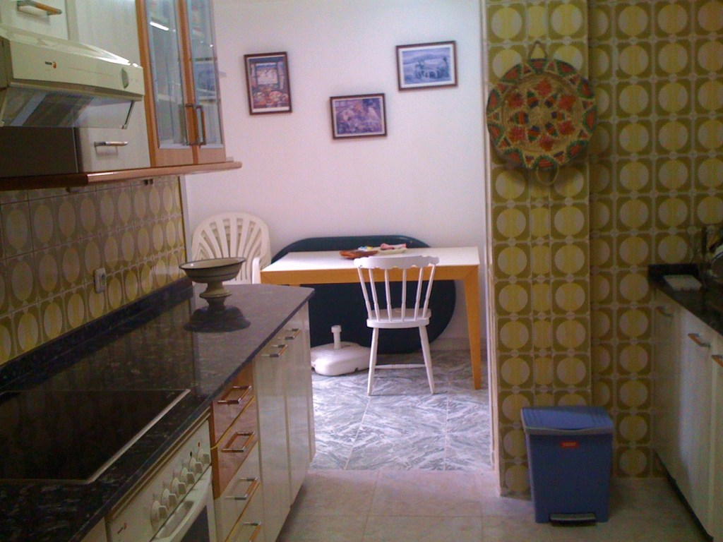 Kitchen in Bayona