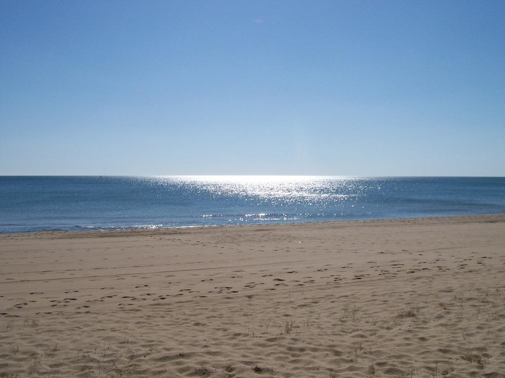 Tavernes beach