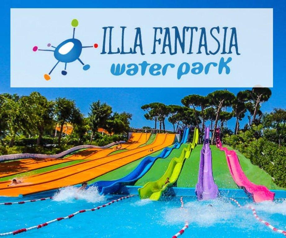 Water Park Isla Fantasía (5 minuts by car) / Parque acuático (a 5 minutos en coche)