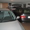 Garage and car to exchange