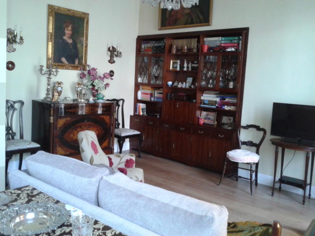 Sanlucar de Barrameda (cadiz) living room