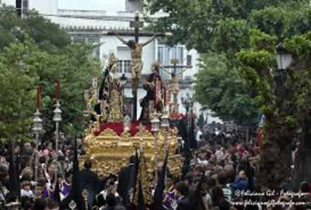 Sanlucar de Barrameda (cadiz)  Semana Santa