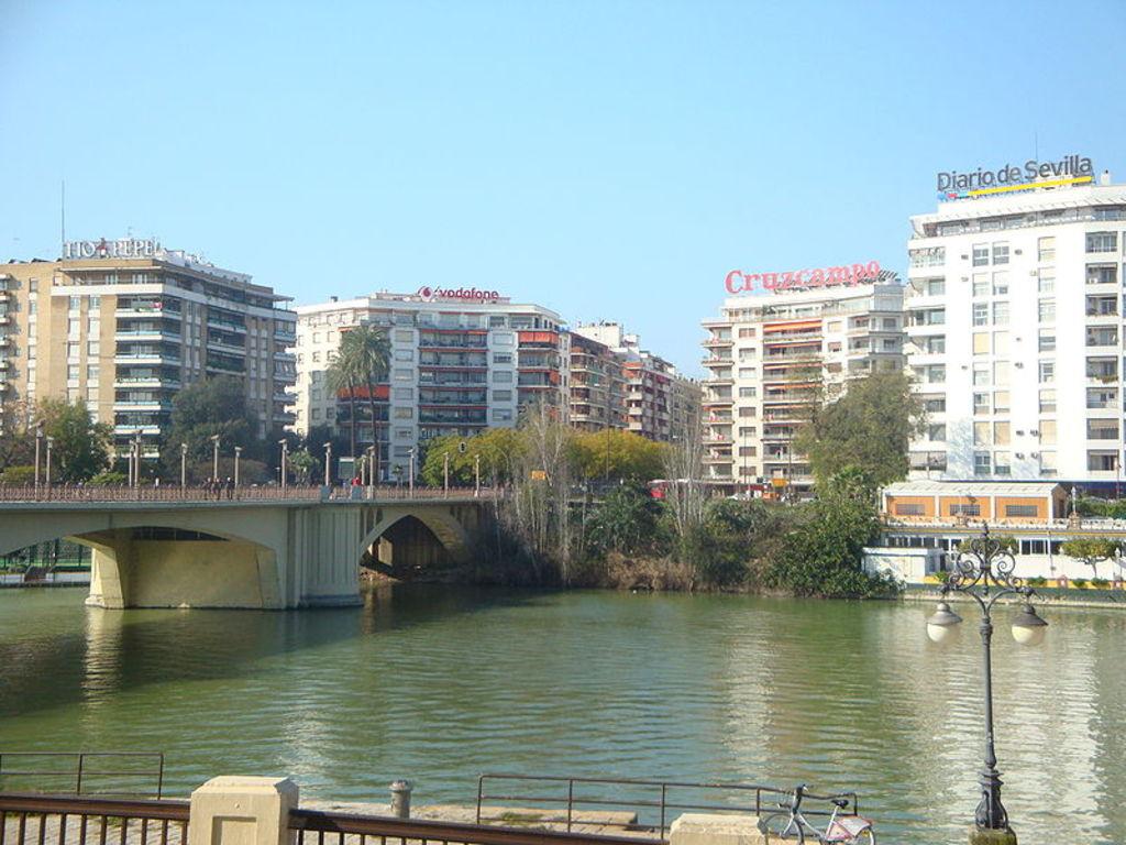 Sevilla River