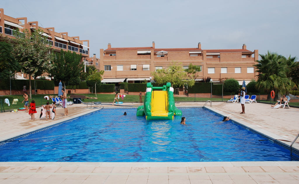 our swimmingpool in the area zone
