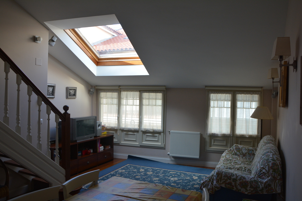 Salón-Living room