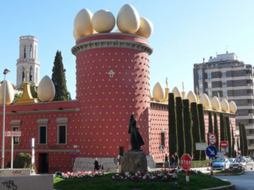 Figueres - Dalí Museum (30min)