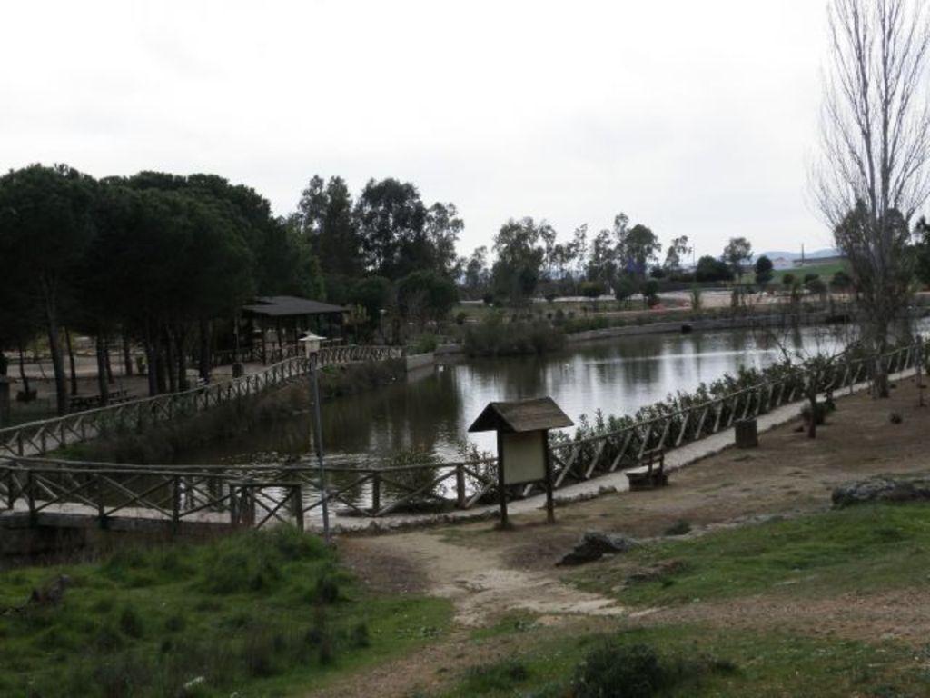 Parque las Quinientas, Berlanga