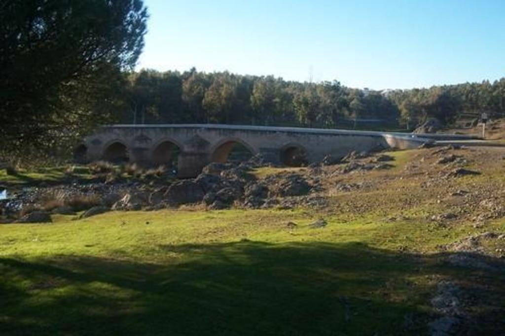 Roman Bridge, Berlanga