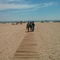 pasarela acceso playa
