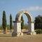 Arc romain, Cabanes