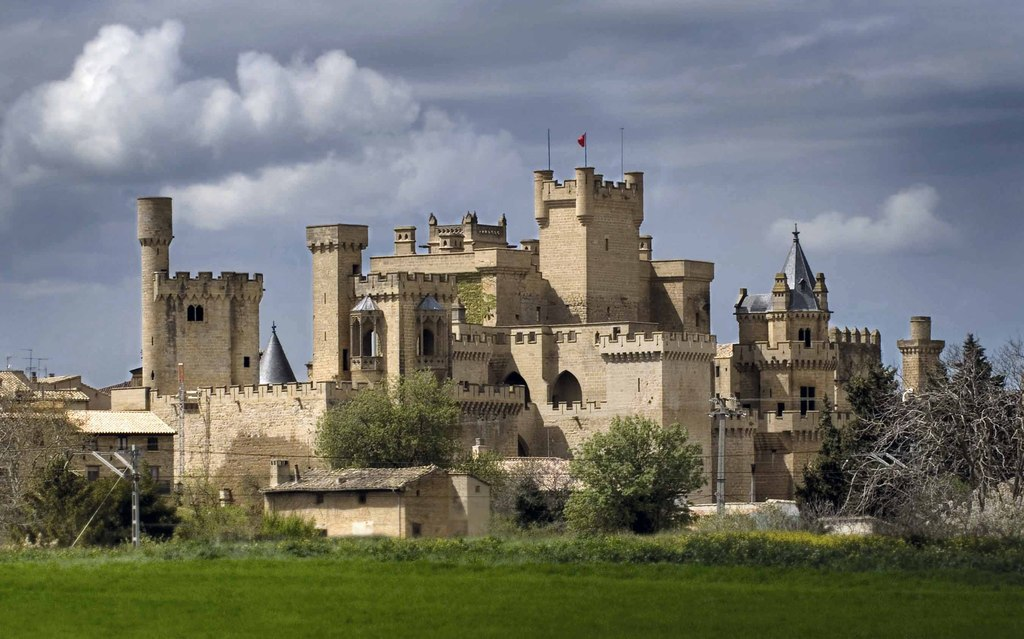 Castle of Olite