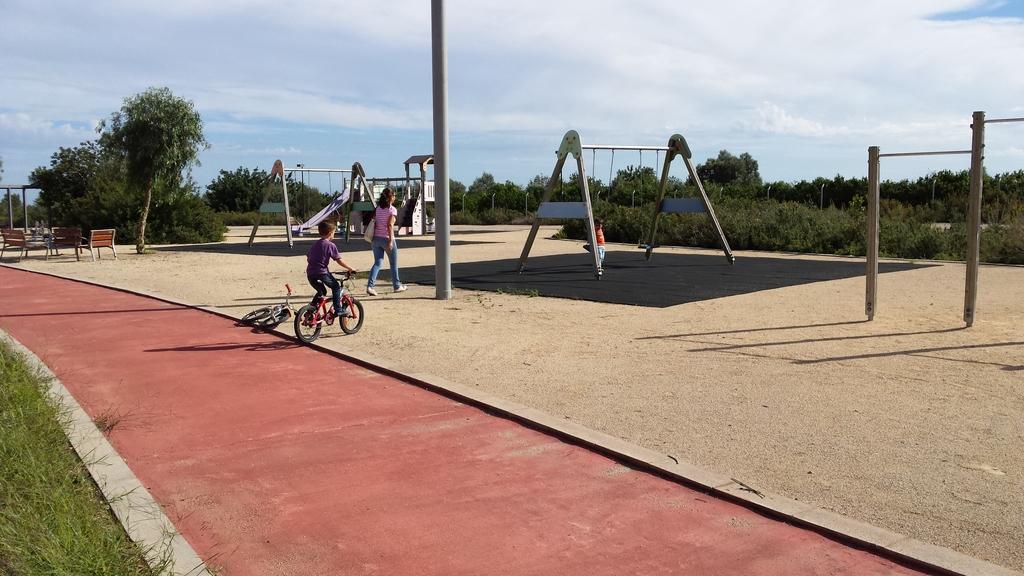 Playground 200m home