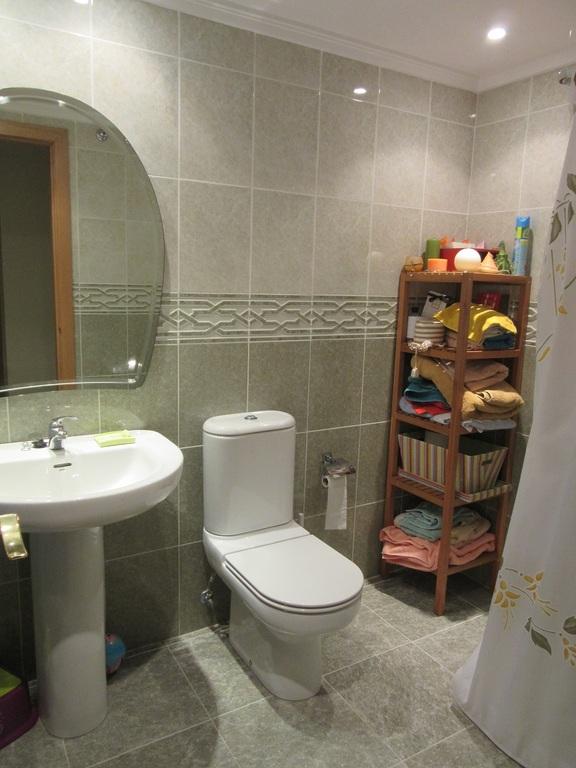 une deuxième salle de bain