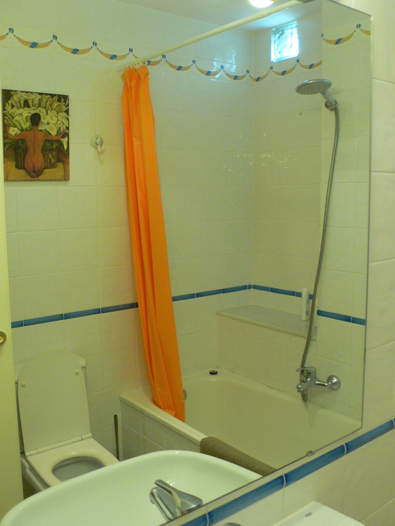Main bathroom /  Baño principal