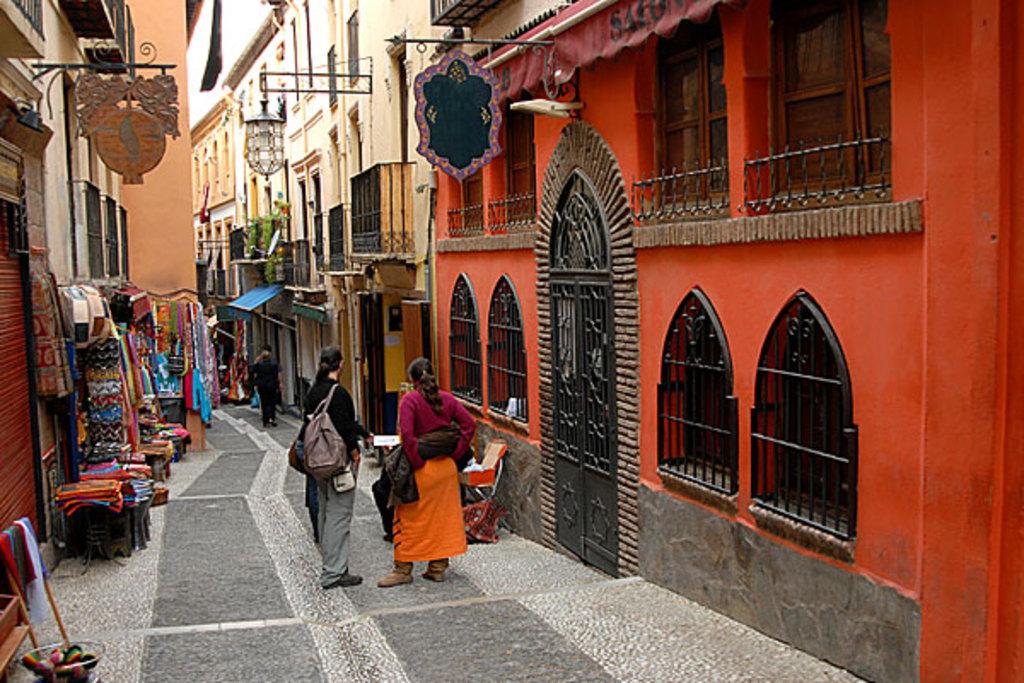 Barrio del Albaizín