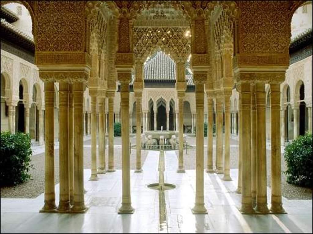 Patios de la Alhambra