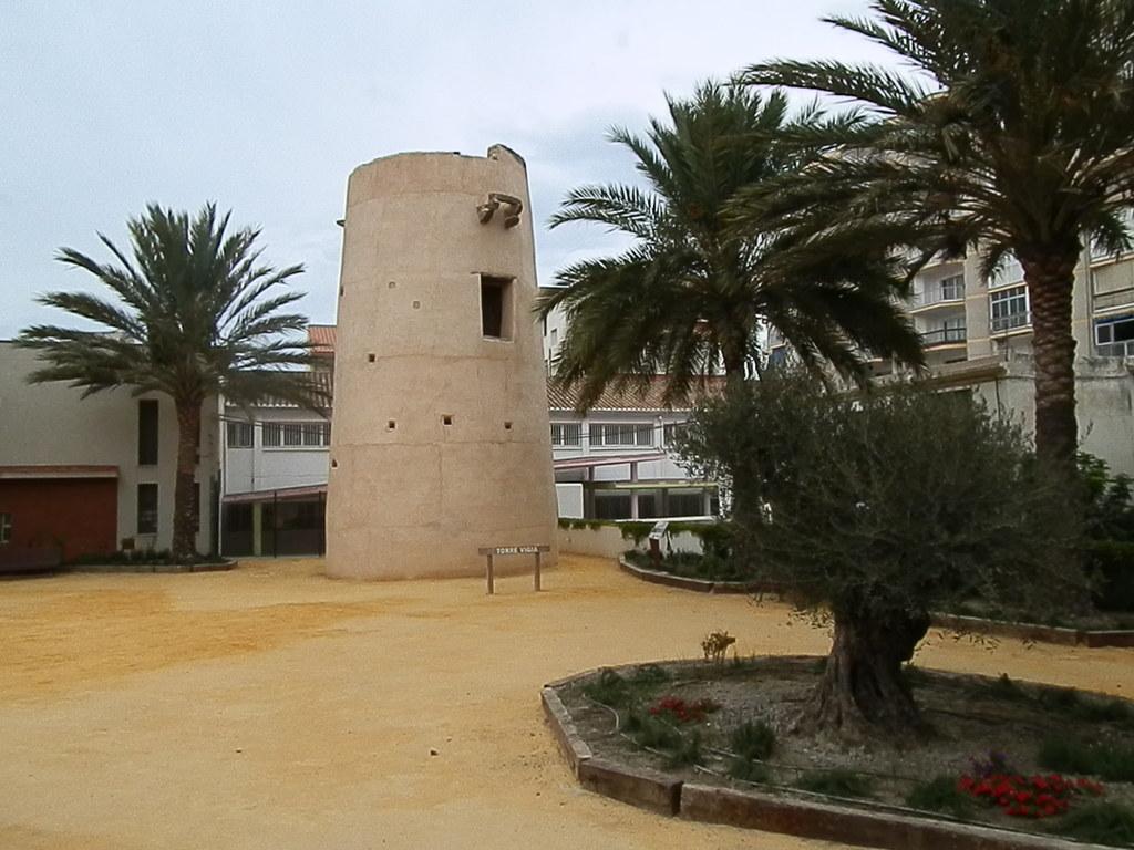 parque historico de Torrenueva por la que debe su nombre