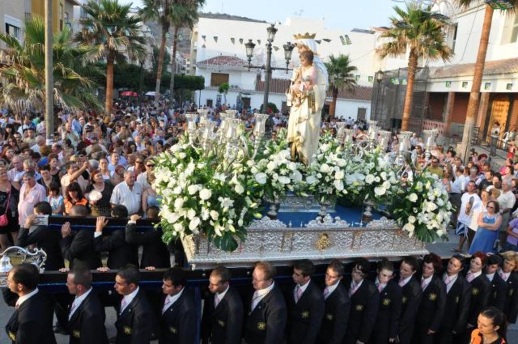 Fiestas del Carmen patrona de Torrenueva