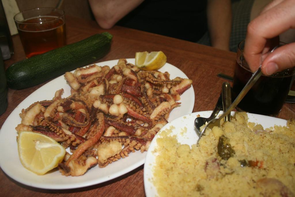 gastronomía típica muy buena y economica