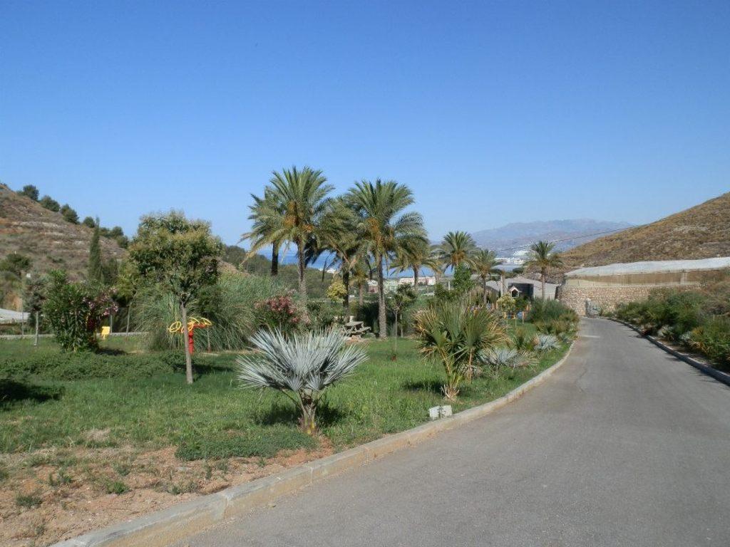 Zona deportiva Cañada