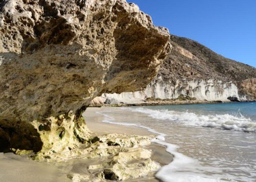 Playa de la Joya a 30 minutos andando  de Torrenueva