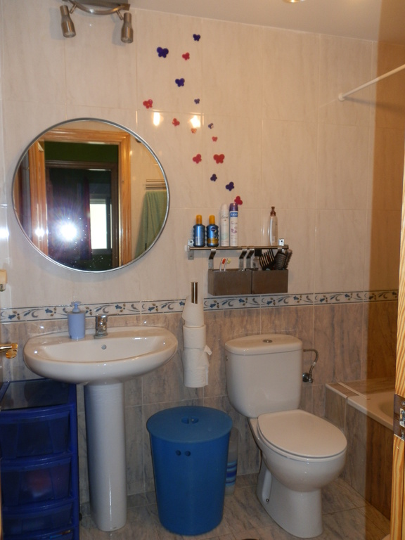 segundo cuarto de baño completo