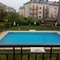 swimming pool from balcolny