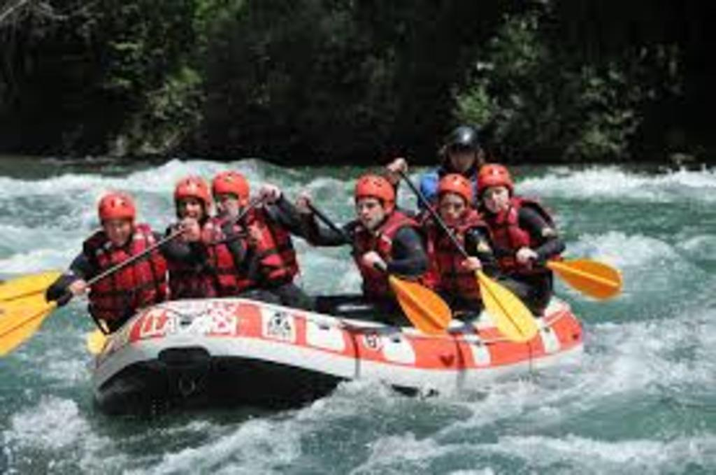 Rafting in Llavorsí (45 min)