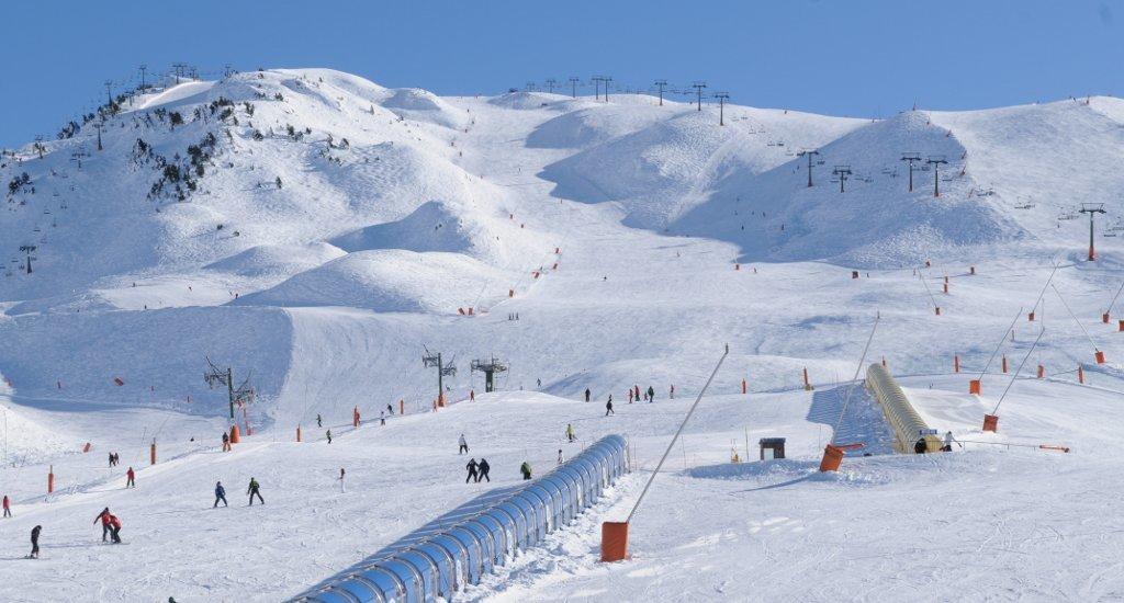 Baqueira Beret Ski Station (1 h 30')